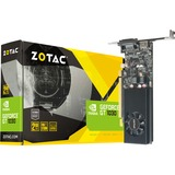 Zotac GeForce GT 1030 Graphic Card - 2 GB GDDR5 - Low-profile