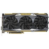 Zotac GeForce GTX 1080 Ti Graphic Card - 1.61 GHz Core - 1.72 GHz Boost Clock - 11 GB GDDR5X - Triple Slot Space Required