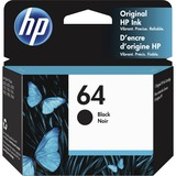 HP 64 Original Ink Cartridge - Black