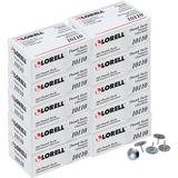 """LLR10110BX - Lorell 5/16"""" Steel Thumb Tacks"""