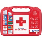 JOJ117210 - Johnson & Johnson All-purpose First Aid Kit