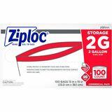 SJN682253 - Ziploc® Brand 2-Gallon Storage Bags
