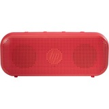HP Speaker System - Wireless Speaker(s) - Battery Rechargeable - Red