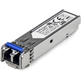 StarTech.com MSA Uncoded SFP Module - 100BASE-LX - 100Mb Ethernet SFP 100MbE Single Mode Fiber (SMF) Optic Transceiver Module - 10km DDM