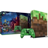 Microsoft Xbox One S Minecraft Limited Edition Bundle (1TB)