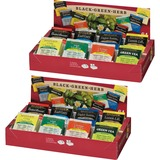 BTC10568BD - Bigelow® 8-Flavor Tea Assortment Tea Tray...
