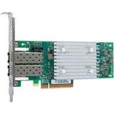 Lenovo ThinkSystem QLogic QLE2742 PCIe 32Gb 2-Port SFP+ Fibre Channel Adapter