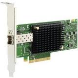 Lenovo ThinkSystem Emulex LPe32000-M2-L PCIe 32Gb 1-Port SFP+ Fibre Channel Adapter