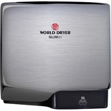 WRLL973A - World Dryer SLIMdri Automatic Hand Dryer