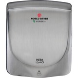 WRLQ973A - World Dryer VERDEdri High-Speed Hand Dryer