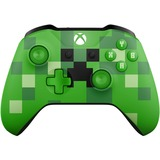 Microsoft Xbox Wireless Controller - Minecraft Creeper