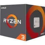 AMD Ryzen 3 1300X Quad-core (4 Core) 3.50 GHz Processor - Socket AM4 - Retail Pack
