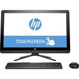 "HP 24-g200 24-g219 All-in-One Computer - Intel Pentium J3710 1.60 GHz - 8 GB DDR3L SDRAM - 1 TB HDD - 23.8"" 1920 x 1080 Touchscreen Display - Windows 10 Home 64-bit - Desktop"