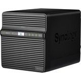 Synology Powerful Entry-level 4-bay NAS for Home Data Backup and Multimedia Streaming