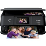 Epson Expression Photo XP-8500 Inkjet Multifunction Printer - Color - Photo/Disc Print - Desktop