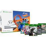Microsoft Xbox One S 500GB Console - Forza Horizon 3 Hot Wheels Bundle