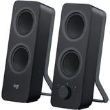 Logitech Z207 Speaker System - 5 W RMS - Wireless Speaker(s) - Black