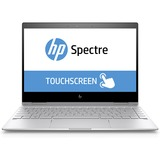 """HP Spectre x360 13-ae000 13-ae010ca 13.3"""" Touchscreen LCD 2 in 1 Notebook - Intel Core i5 (8th Gen) i5-8250U Quad-core (4 Core) 1.60 GHz - 8 GB LPDDR3 - 256 GB SSD - Windows 10 Home 64-bit - 1920 x 1080 - In-plane Switching (IPS) Technology - Convertible - Natural Silver"""