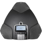 Konftel 300WX IP Conference Station - Wired/Wireless - DECT 6.0 - Licorice Black