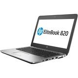 "HP EliteBook 820 G4 12.5"" LCD Ultrabook - Intel Core i5 (7th Gen) i5-7200U Dual-core (2 Core) 2.50 GHz - 8 GB DDR4 SDRAM - 256 GB SSD - Windows 10 Home 64-bit (English) - 1920 x 1080 - In-plane Switching (IPS) Technology, Vertical Alignment (VA)"