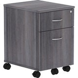LLR16217 - Lorell Relevance Series Charcoal Laminate Offic...