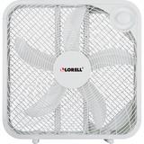 LLR44575 - Lorell 3-speed Box Fan