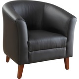 Lorell Leather Club Chair