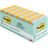 MMMR33018APCP - Post-it® Pop-up Notes - Marseille Color...