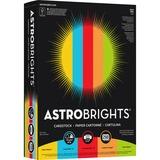WAU98751 - Astrobrights Inkjet, Laser Printable Multipu...