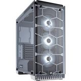 Corsair Crystal Series 570X RGB ATX Mid-Tower Case - White