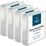 BSN09957BD - Business Source Round-ring View Binder