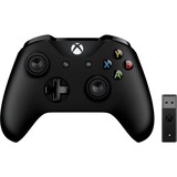 Microsoft Xbox Controller + Wireless Adapter for Windows 10