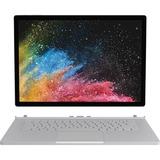 "Microsoft Surface Book 2 15"" Touchscreen LCD 2 in 1 Notebook - Intel Core i7 (8th Gen) i7-8650U Quad-core (4 Core) 1.90 GHz - 16 GB LPDDR3 - 256 GB SSD - Windows 10 Pro Creators 64-bit - 3240 x 2160 - PixelSense - Hybrid - Silver"