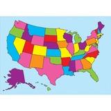 ASH77012 - Ashley Magnetic United States Map