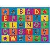 FCIFE33432A - Flagship Carpets Cheerful Alphabet Class...