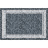 FCIFE42544A - Flagship Carpets Double Light Tone Border Gray ...