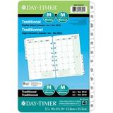 Day-Timer 2PPM Tabbed Planner Refill