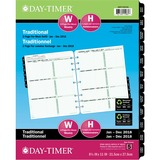 Day-Timer 2PPW Bilingual Planner Refill