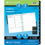 Day-Timer 2PPD Bilingual Planner Refill