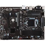 MSI H270-A PRO Desktop Motherboard - Intel Chipset - Socket H4 LGA-1151