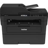 Brother MFC-L2730DW Laser Multifunction Printer - Monochrome - Plain Paper Print - Desktop