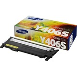 HP CLT-Y406S Toner Cartridge - Yellow