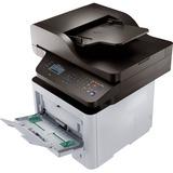 HP ProXpress SL-M3870FW Laser Multifunction Printer - Monochrome - Plain Paper Print - Desktop