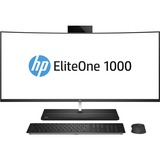 "HP EliteOne 1000 G1 All-in-One Computer - Intel Core i5 (7th Gen) i5-7500 3.40 GHz - 8 GB DDR4 SDRAM - 1 TB HDD - 34"" 3440 x 1440 - Windows 10 Pro 64-bit (English) - Desktop"