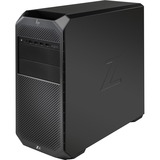 HP Z4 G4 Workstation - 1 x Intel Xeon W-2123 Quad-core (4 Core) 3.60 GHz - 8 GB DDR4 SDRAM - 256 GB SSD - Windows 10 Pro 64-bit (English) - Mini-tower - Black