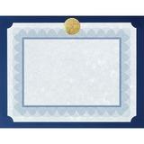 First Base Flat Presentation Card Certificate Holder