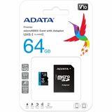 Adata Premier 64 GB Class 10/UHS-I (U1) microSDXC