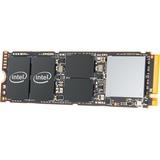 Intel 760p 256 GB Internal Solid State Drive - PCI Express - M.2 2280