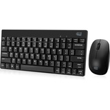 Adesso WKB-1100CB - Wireless Spill Resistant Mini Keyboard & Mouse Combo