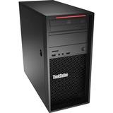 Lenovo ThinkStation P520c 30BX001AUS Workstation - 1 x Intel Xeon W-2123 Quad-core (4 Core) 3.60 GHz - 16 GB DDR4 SDRAM - 512 GB SSD - NVIDIA Quadro P2000 5 GB Graphics - Windows 10 Pro 64-bit (English)